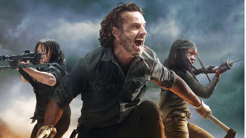 The Walking Dead Season 9 Netflix