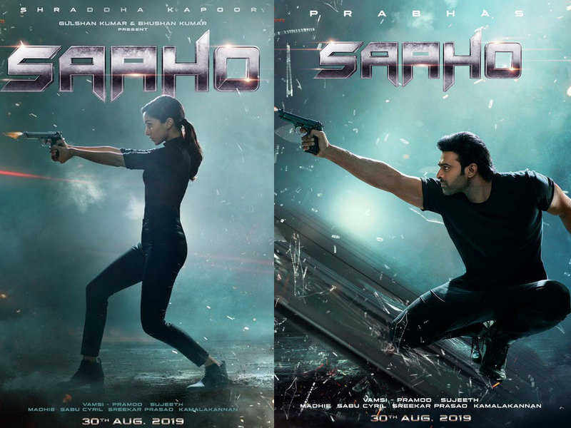 Saaho 2nd Day Collections