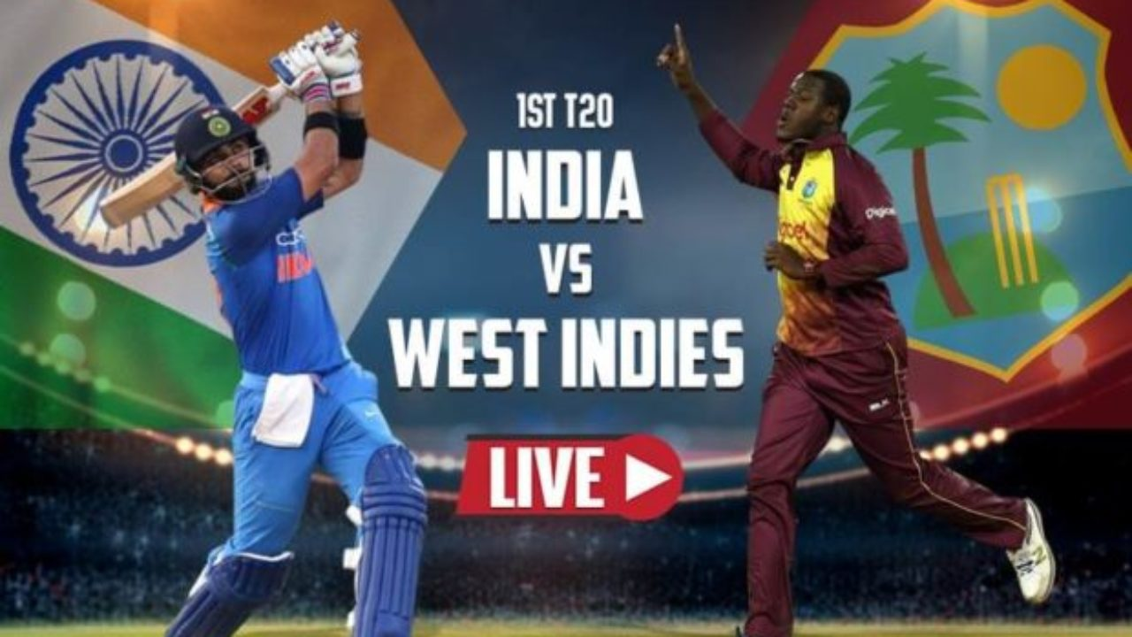 West Indies vs India: 1st T20 Match Timings, Where to Watch