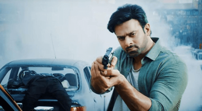 saaho collection