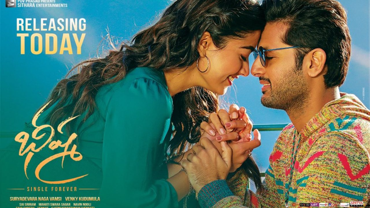 Bheeshma Full Movie Download Leaked To Watch Online On Tamilrockers Will The Film Recover From This Setback Nithiin Rashmika Mandanna Telegraph Star