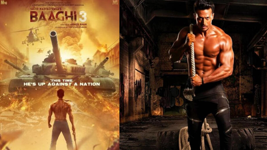 Baaghi 3 gets hilariously trolled, netizens give it a half star